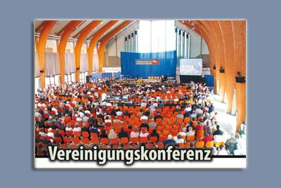 Vereinigunskonferenz in Krelingen